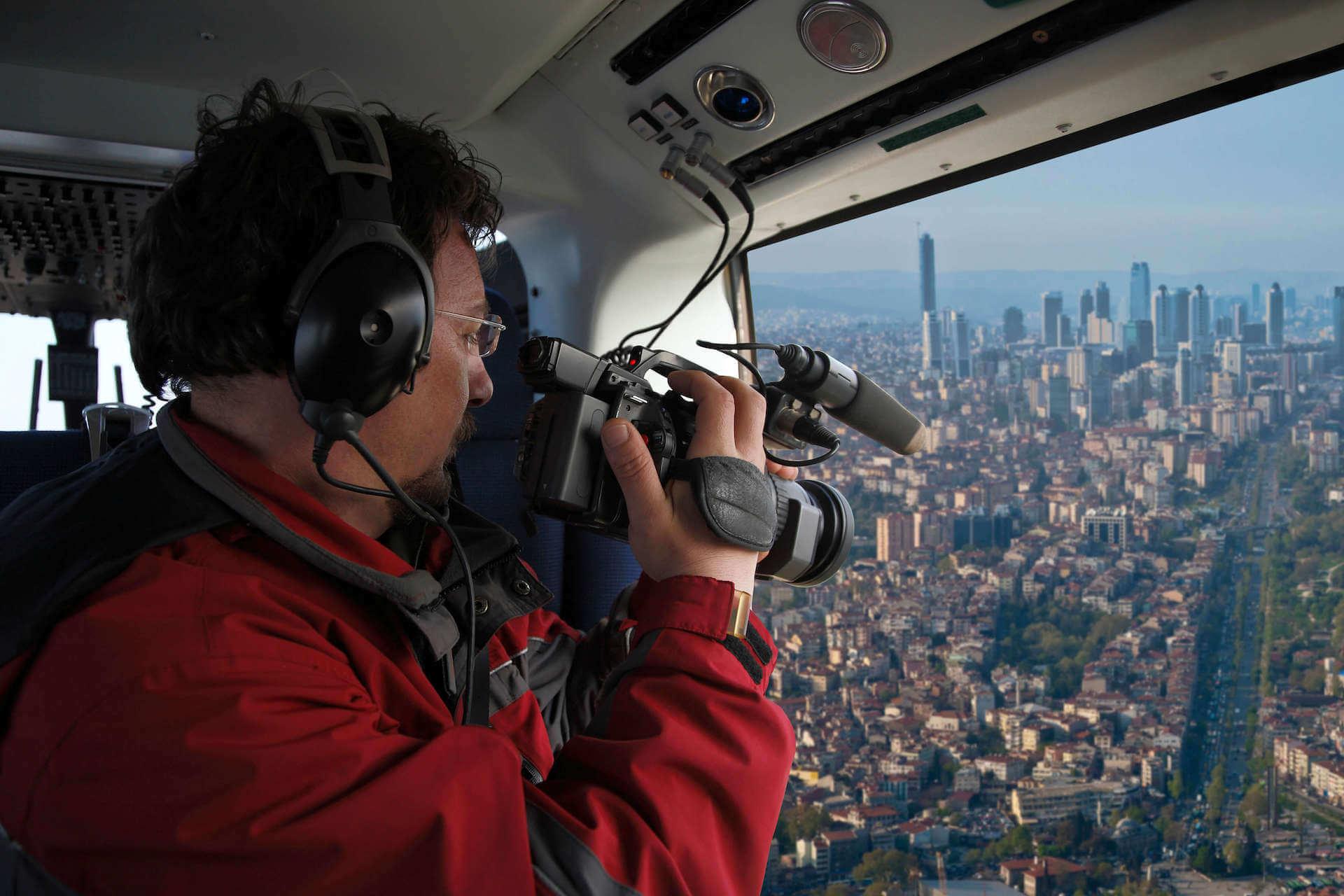 Virtuosa_Cameraman&helicopter